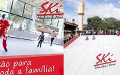 Verão No Ski Mountain Park – Atrações