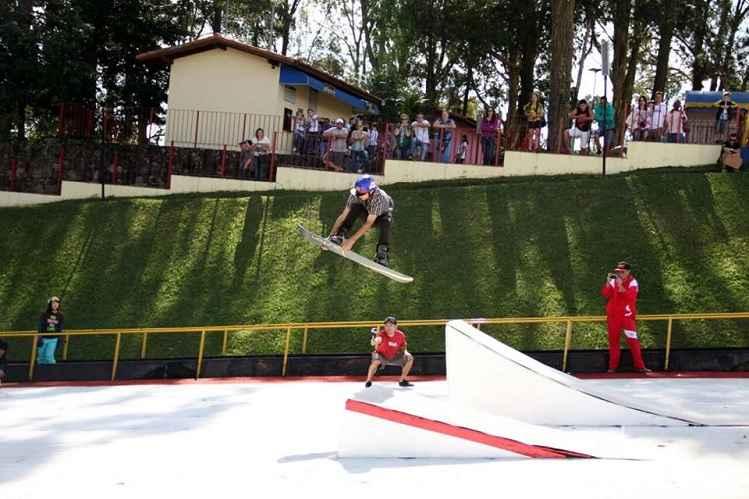 Verão No Ski Mountain Park - Atrações