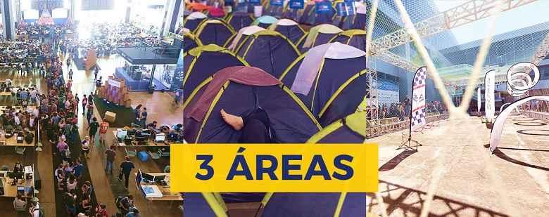 Campus Party Brasil 2018 - Ingressos