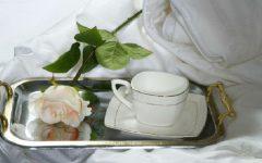 Chá de Rosa Branca – Benefícios e Receita