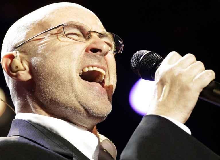 Show de Phil Collins No Brasil 2018 - Ingressos