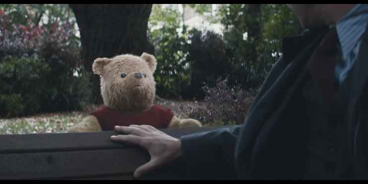 Christopher Robin o Live-Action do Ursinho Pooh – Trailer