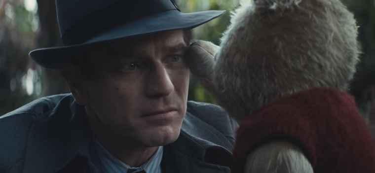 Christopher Robin o Live-Action do Ursinho Pooh - Trailer