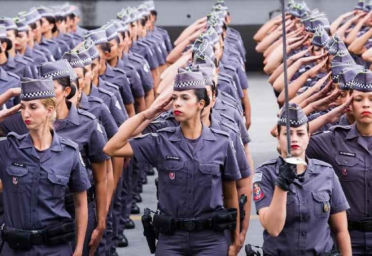 Concurso Polícia Militar de São Paulo - Inscrições