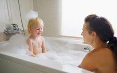 Ensinar o Filho a Tomar Banho – Dicas