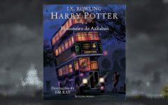 Livro Harry PotterPrisioneiro de AzkabanIlustrado – Lançamento