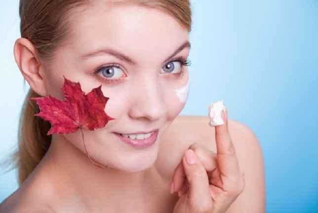 Pele no Outono – Cuidados