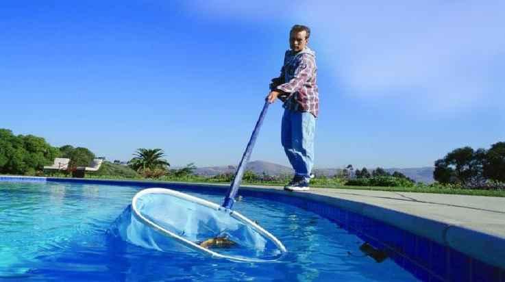 Piscina de Fibra – Como Limpar