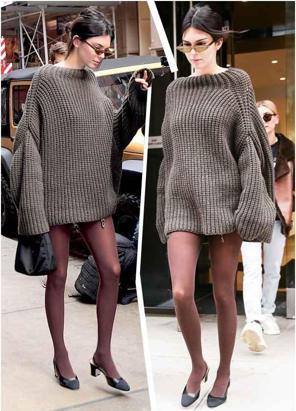 Blusa ou Blazer Sem as Calças – Nova Tendência