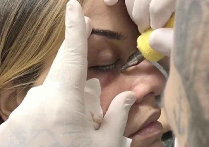 Tatuagem Para Olheiras - Como é Feita e Riscos