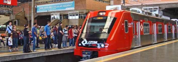 Trem Para Aeroporto de Guarulhos – Inauguração