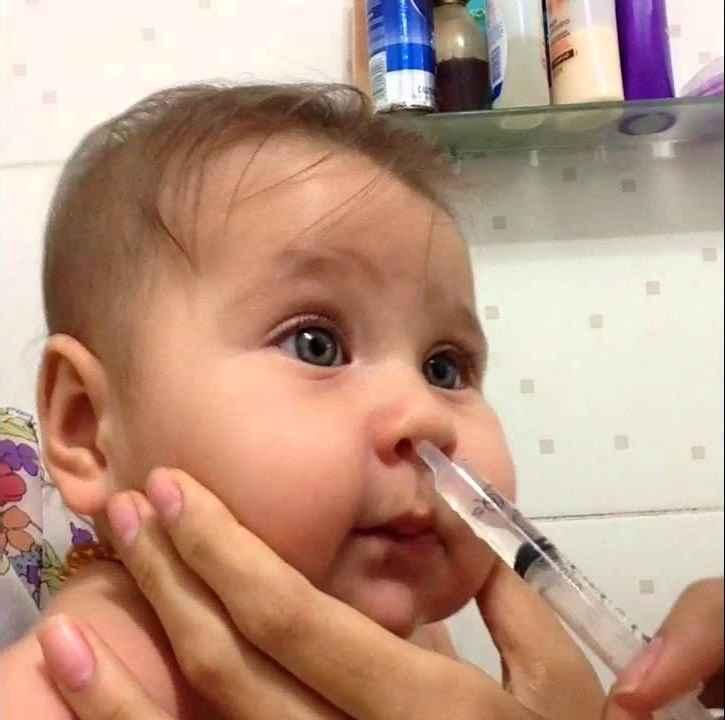 Higiene Nasal No Bebê – Como Fazer e Benefícios