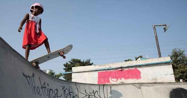 Oficina de Skate Para Mulheres – Grátis