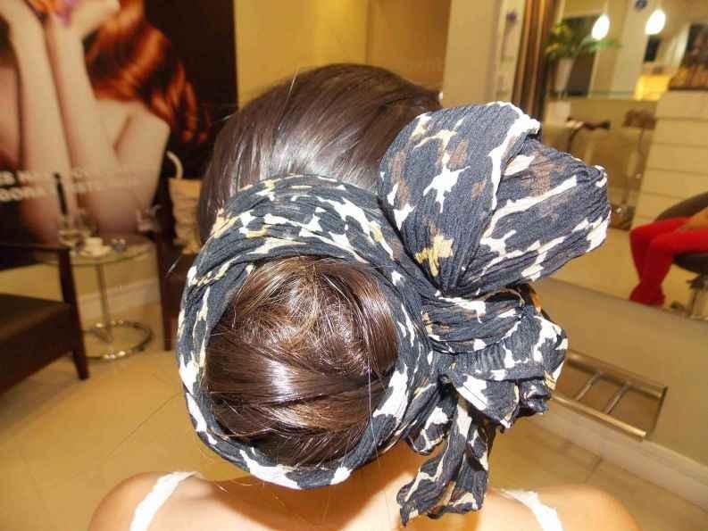 Penteados Com Lenços – Dicas Práticas