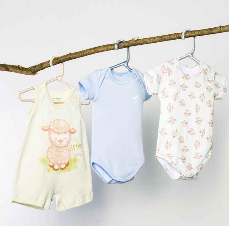 Roupas Com Repelente no Tecido Para Bebês - Novidade