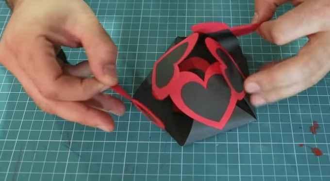 Cartão Dia Dos Namorados- Material e Vídeo