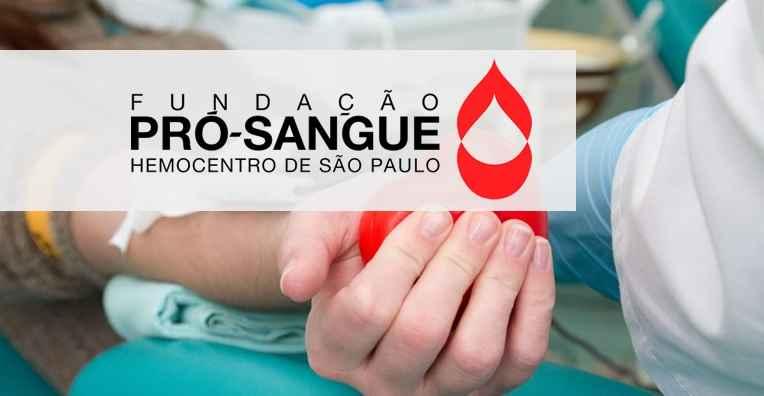 Concurso Fundação Pró-Sangue Hemocentro de São Paulo – Como Participar