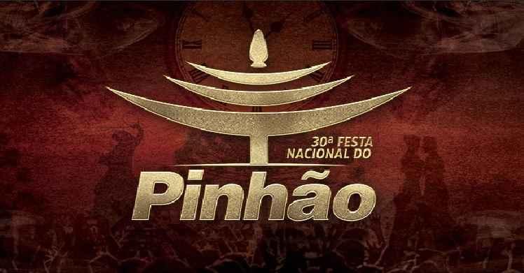 Festa do Pinhão Lages 2018 - Programação