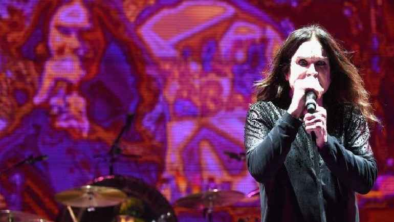Show de Ozzy Osbourne no Brasil 2018 - Ingressos