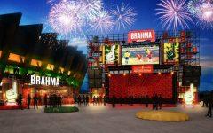 Arena Nº 1 BrahmaCopa do Mundo – Locais