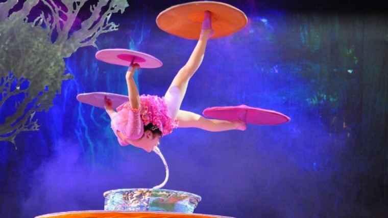 Circo da China on Ice O Mundo da Imaginação - Ingressos
