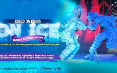 Circo da China on Ice O Mundo da Imaginação – Ingressos
