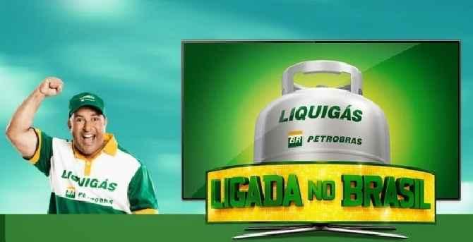 Promoção Liquigás Ligada no Brasil- Como Participar