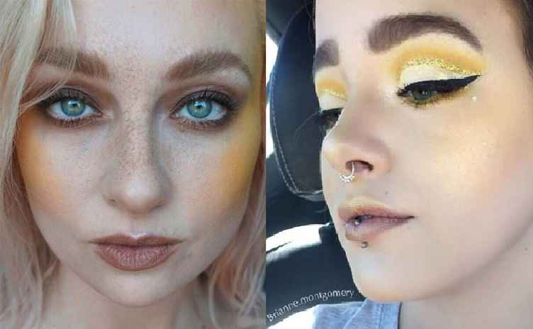 Blush Amarelo – Tendência Instagram