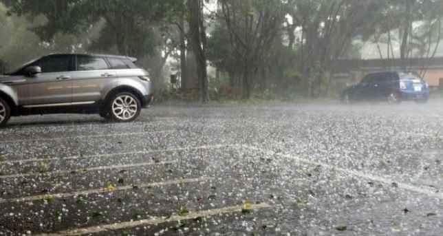 Chuva de Granizo – Como Acontece e Cuidados