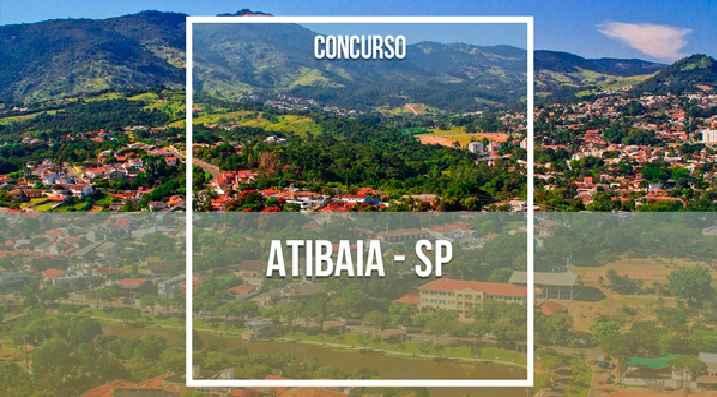 Concurso Prefeiturade Atibaia - Inscrições