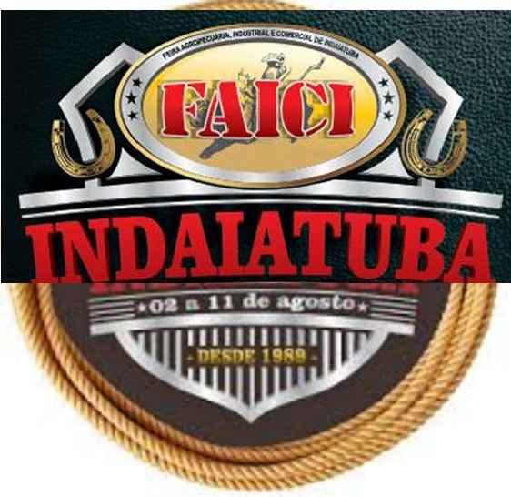 Feira Agropecuária, Industrial e Comercial de Indaiatuba – FAICI – Programação