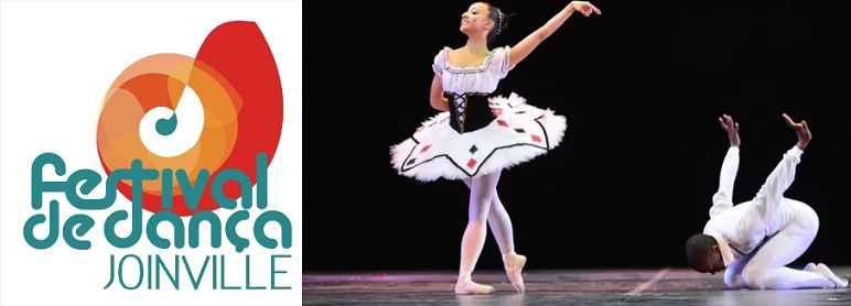 Festival de Dança 2018 Joinville – Programação