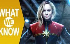 Filme Capitã Marvel – Novidades