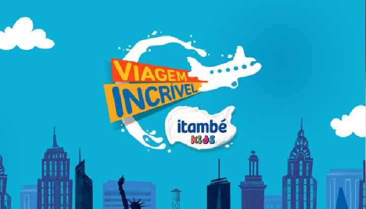 Promoção Viagem Incrível Itambé Kids – Como Participar