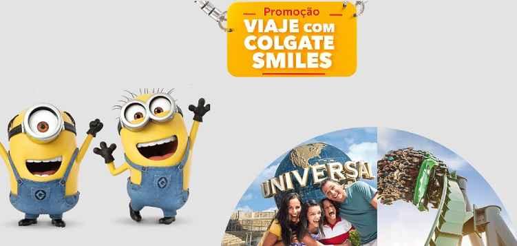 Promoção Viaje Com Colgate Smiles – Como Participar