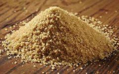 Açúcar Demerara – Benefícios