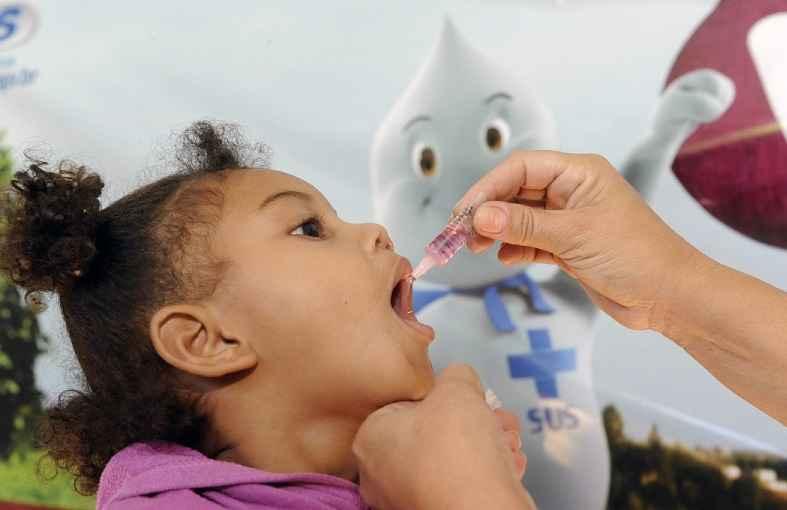 Campanha de Vacinação Contra Pólio e Sarampo - Datas