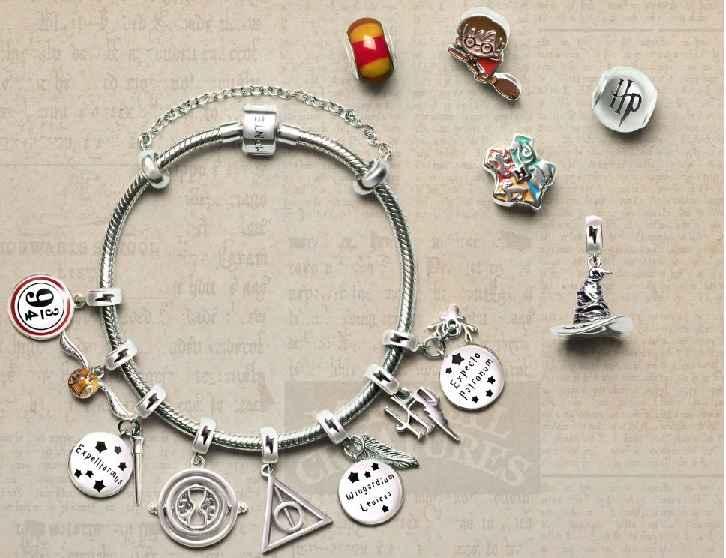 Charms do Harry Potter – Nova Coleção