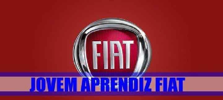 Jovem Aprendiz FIAT 2019 - Inscrições