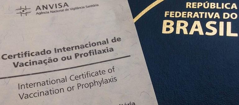 Certificado de Vacina da Febre Amarela – Como Tirar