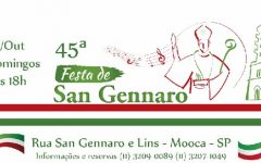 Festa de San Gennaro – Atrações