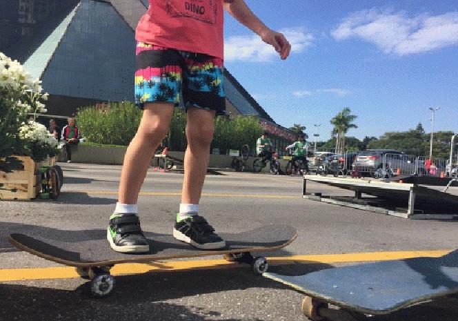 Pista de Skate, Patins e Bicicleta – Entrada Gratuita