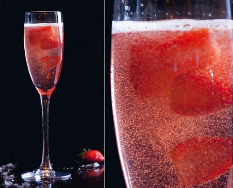 Bebidas Com Espumante – Receitas