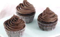 Cupcake de Chocolate Sem Glúten – Receita
