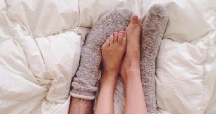 Dormir Com ou Sem Meias – Melhor Escolha