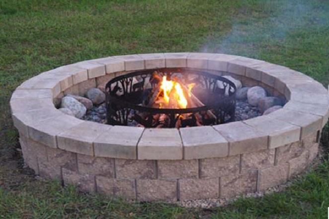 Firepits ou Poços de Fogo – Dicas