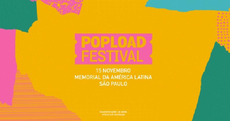 Popload Festival 2018 – Ingressos