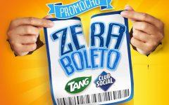 Promoção Zera Boleto Tang e Club Social – Como Participar