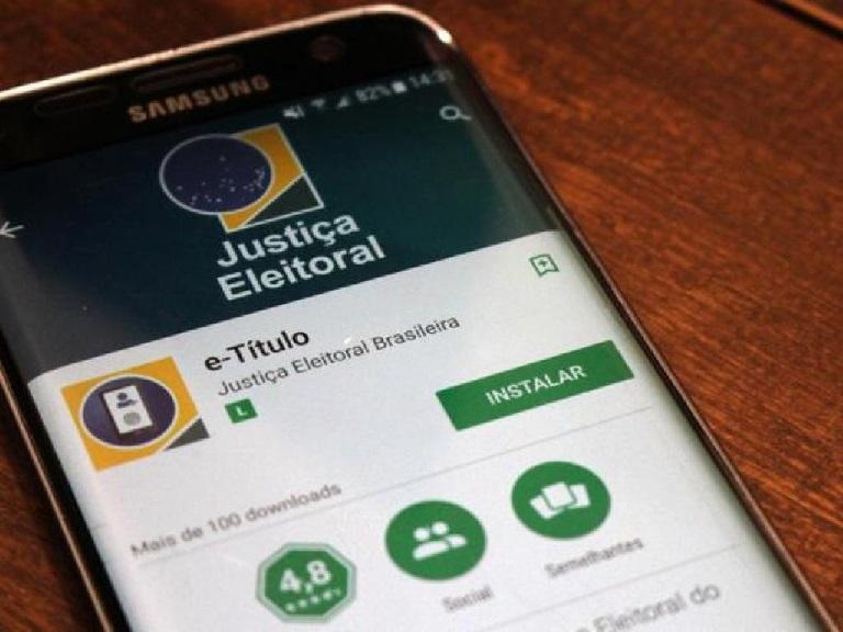 Titulo de Eleitor Digital – Aplicativo