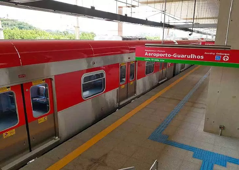 Trem do Brás a Cumbica – Novo Serviço
